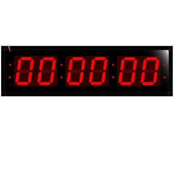 인터벌 타이머 시계/카운터기/스톱워치/crossfit/rep