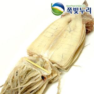 반건조 오징어 대 10마리(1.5kg 내외)