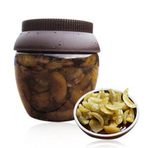 하동 토종 매실로 만든 매실장아찌 500g