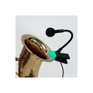 국산 섹소폰핀마이크 악기용 색소폰 고급유니트