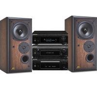 데논 DNP-F109+DRA-F109+DCD-F109+캐슬 Warwick3