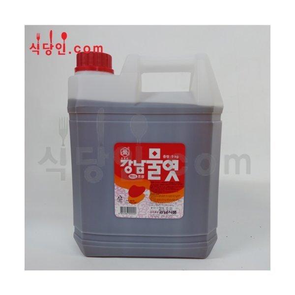 강남 물엿 맥아 9kg