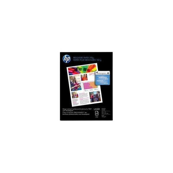 The Best HP GLOSSY COLOR LASER BROCHURE PAPER 1...
