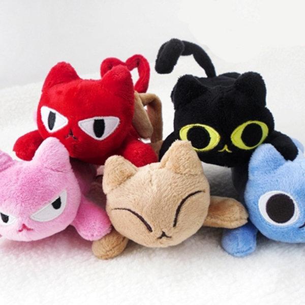동물캐릭터 손목쿠션/마우스쿠션/마우스패드 봉제인형