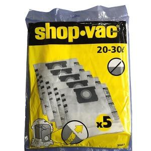 샵백청소기먼지봉투/먼지필터/청소기종이봉투/shopvac