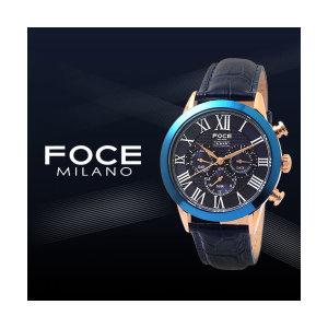 포체밀라노(FOCE MILANO)남성시계 (F5203BUR/본사정품)