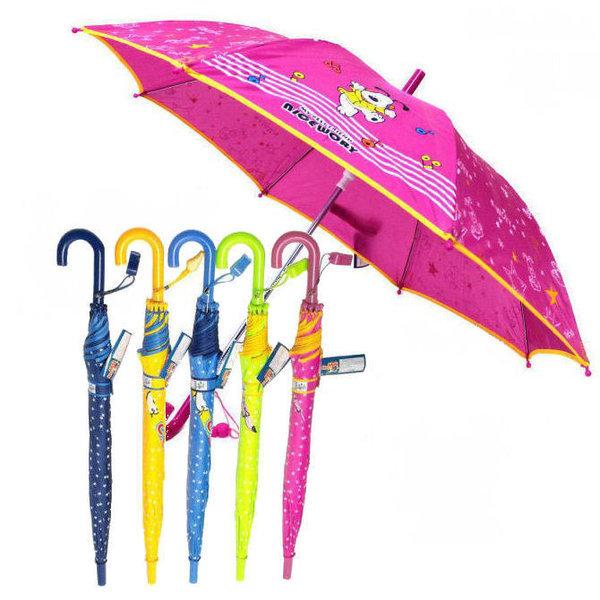 EVA우산 영문칼라우산 나이스워리 장우산 3단아동우산