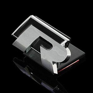 Volkswagen R Grill Emblem 폭스바겐 R 그릴 엠블럼