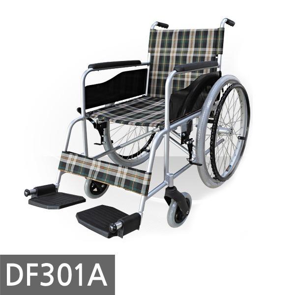 대성홈케어 DF301A DF301RB 휠체어 알루미늄휠체어