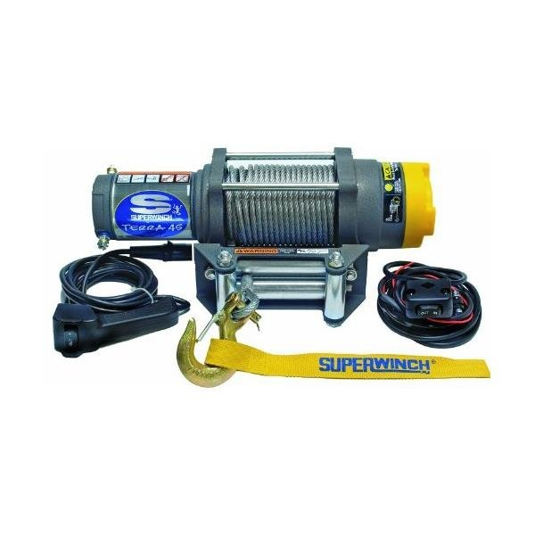 Superwinch 1145220 Terra 45 ATV and Utility Win...