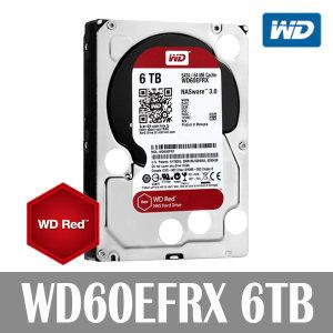 +신세계상품권증정+ WD RED 6TB WD60EFRX 무상3년 MOD