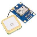 �Ƶ��̳� GPS ��� NEO-6M/�Ƶ��̳� NEO6MV2/��Ƽ����