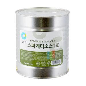 청정원 스파게티소스 1호 3.1kg