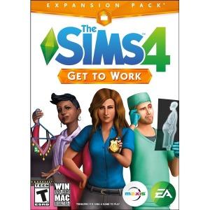 심즈4 직장의 고수 Sims 4 GET TO WORK / 이메일전송