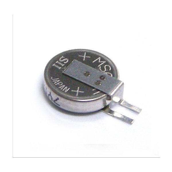 MS621 세이코 MS621F ML621 MS621FE GPS 백업 배터리