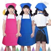 CH42 아동앞치마/초등학생용/아동요리사/스카프