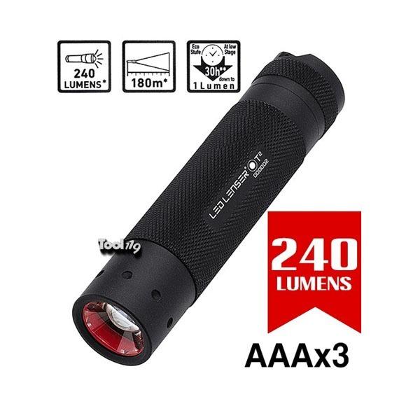 LEDLenser 9802 (구7736) LED후레쉬/LED랜턴/LED랜서