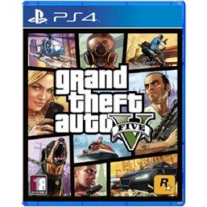GTA5 (PS4) 한글판 중고