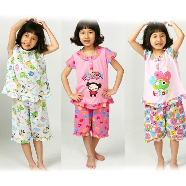 초특가 여아용 아이잠옷 세트 어린이잠옷 5종택일