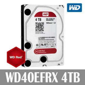 WD RED 4TB WD40EFRX -WD공식정품셀러- 무상3년 MOD