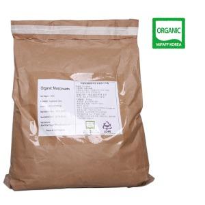 유기농 비정제설탕 마스코바도10kg /흑당