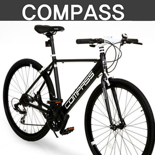 알톤 콤파스/알루미늄 자전거