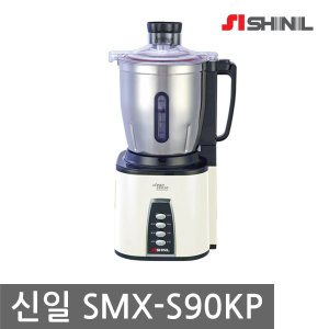 신일 대용량 스텐 믹서기 SMX-C90KP 국산 4.5L 600W
