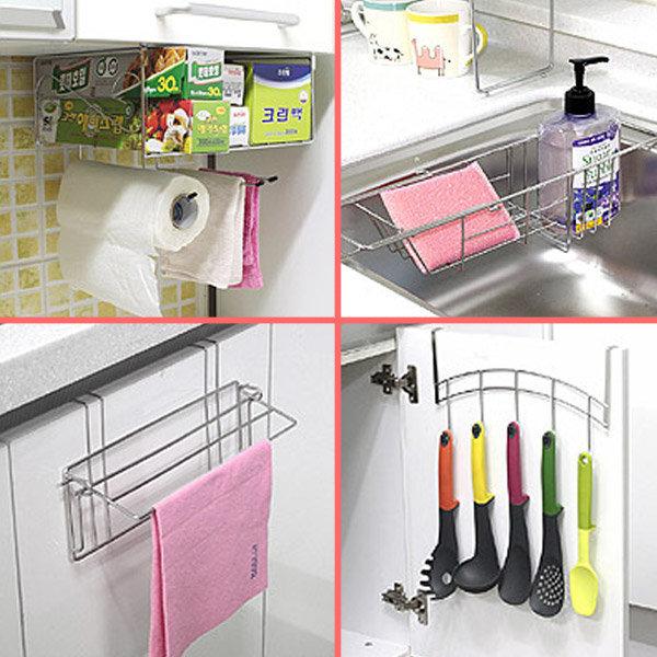 주방정리용품/주방선반 씽크대 수납선반 접시정리대