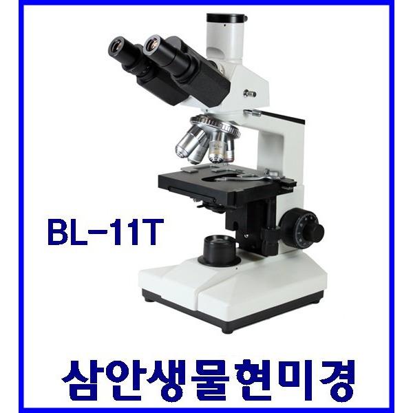 삼안생물 현미경 BL-11T/배율 40~1600배