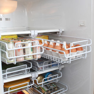 슬라이드 냉장고정리선반 모음전