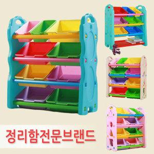 제조자직접판매/장난감정리함/4단정리함