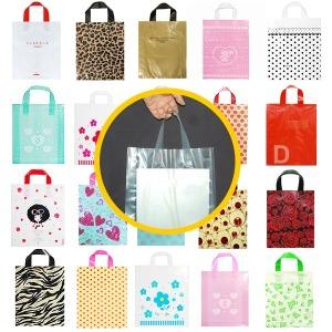 끈봉투/손잡이봉투/쇼핑백/비닐/종이/옷가게봉투/봉투