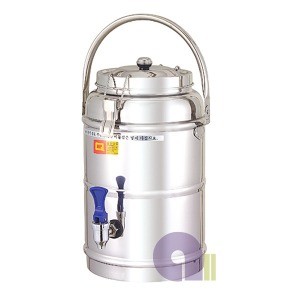 보온보냉물통6호/보온물통/온수통/스텐물통