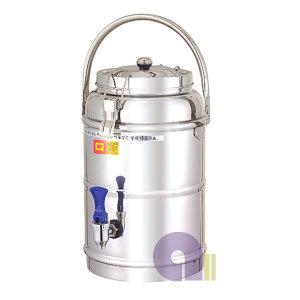 보온보냉물통8호/보온물통/온수통/스텐물통