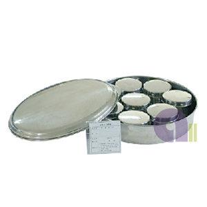 보존식용기/원형8P/보존용기/스텐용기/급식용기