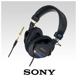 소니정품 MDR-7506 프로페셔널 헤드폰 소니공식대리점