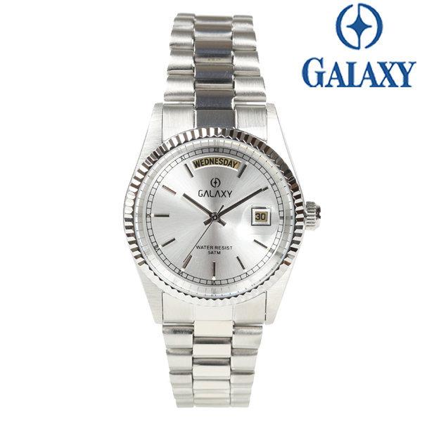 오리엔트 갤럭시 날짜/요일표시 손목시계 QT7014MA