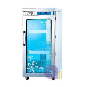 자외선식판살균기/DS-704/살균+열풍/자외선살균기
