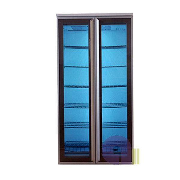 자외선신발살균기/NSF1-9160/블랙/자외선신발소독기