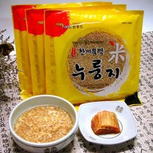 정치웅님의 전통식품인증 한끼뚝딱 누룽지150gx8봉