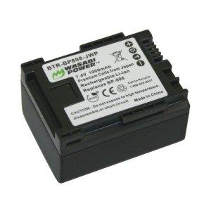 Wasabi Power Battery for Canon BP-808  BP-809 (...