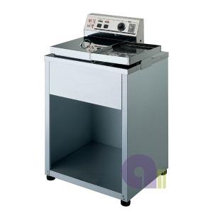 전기튀김기/스탠드형/DS-100B/도장1구/업소용튀김기
