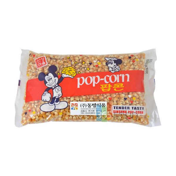 신성식품 팝콘 700g