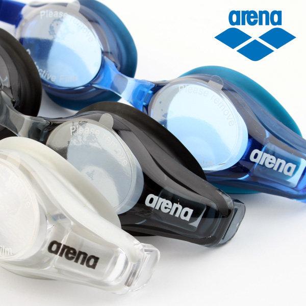 아레나 수경 아동용/성인용 물안경 UV차단 안티포그