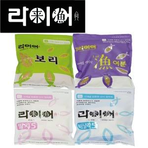 09피싱 한강 보리/어분/딸기글루텐/바닐라
