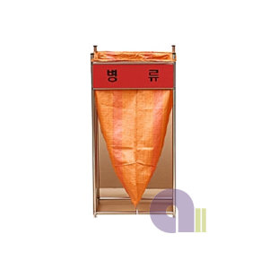 스텐마대걸이/1분류/100L/일반형/재활용분리수거함