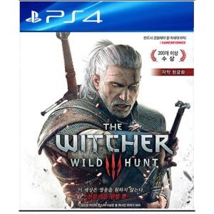 PS4 위쳐3 와일드 헌트 한글판 밀봉 세제품