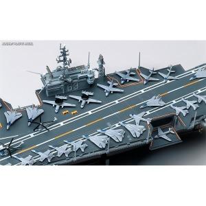 아카데미과학 1/800 미해군 항공모함 CV-63 키티호크
