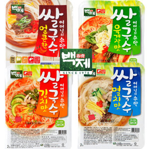 백제물산 즉석쌀국수 멸치맛 30개/국수/쌀국수