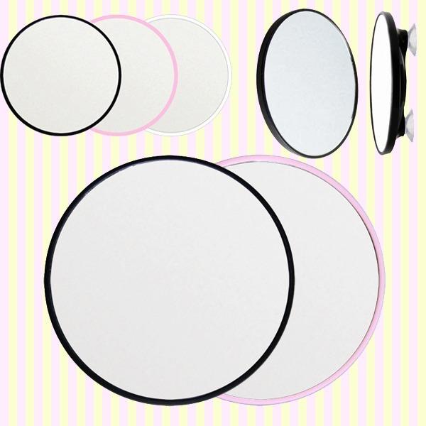 욕실 면도용 흡착식 확대경 화장거울(소)/판촉기념품
